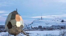 La sauna más original del mundo se encuentra en Laponia