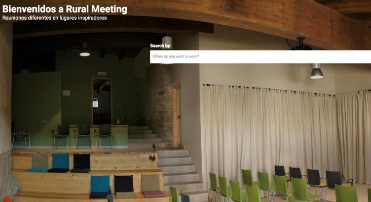 Nace la primera plataforma en Europa dedicada al turismo de reuniones en entornos rurales