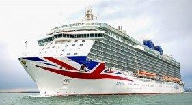 P&O dejará que sus fans elijan el nombre de su nuevo barco