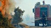 Incendio en Montenegro
