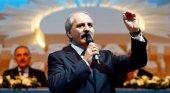 Numan Kurtulmus, nuevo ministro de Turismo de Turquía