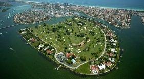 Indian Creek en Miami