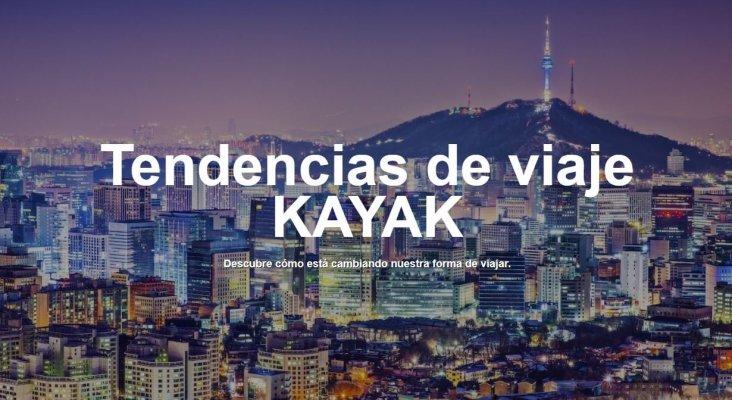 Tendencias de viaje KAYAK