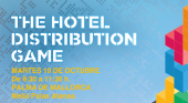 The hotel distribution game