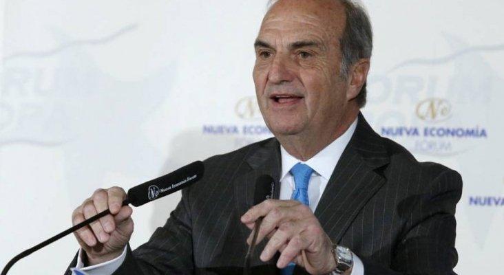 El presidente de la patronal Foment del Treball, Joaquim Gay de Montellà. Foto de La Republica.com