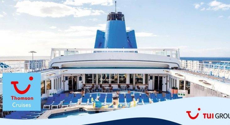 TUI cambia de nombre a Thomson Cruises