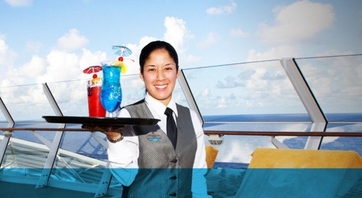 Royal Caribbean quiere triplicar sus tripulantes filipinos