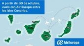 Vuelos interislas Air Europa