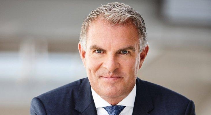 Carsten Spohr, consejero delegado de Lufthansa y presidente de IATA