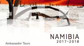 Portada catálogo Namibia TUI