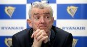 O'Leary dirigirá las 4 filiales de Ryanair, bajo una supraestructura similar a IAG
