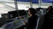 USCA Controladores aéreos en el aeropuerto de Adolfo Suárez Madrid Barajas