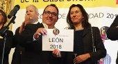 León será la Capital Española de la Gastronomía 2018