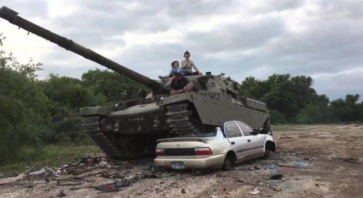 El turismo de guerra arrasa en Estados Unidos
