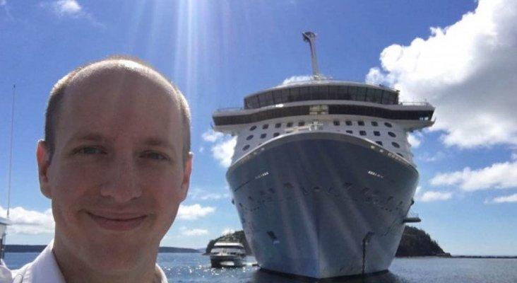 Compañeros de trabajador de Royal Caribbean realizan crowdfunding para pagar su funeral