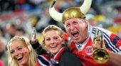 Los noruegos son los más felices. Foto de Getty Images