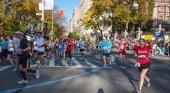 Aumentan un 10% las reservas para viajar a la Maratón de Nueva York