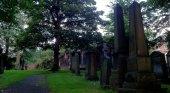 Cementerio de Greyfrias, en Edimburgo