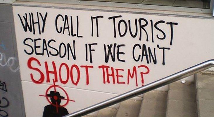 Turismofobia o cómo hacer mal las cosas