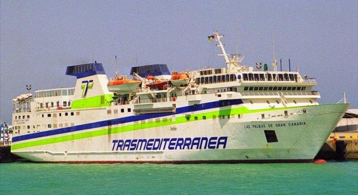 Ferry de Trasmediterránea