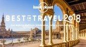Lonely Planet elige una ciudad española como el mejor lugar para viajar en 2018