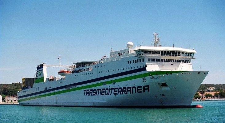 Ferry de Transmediterránea