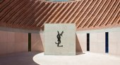 La terracota protagoniza el segundo museo de Yves Saint Laurent