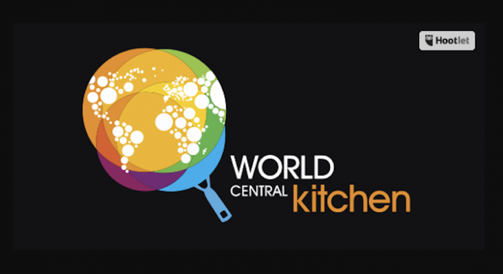 World Central Kitchen José Andrés