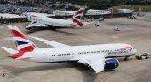 Aviones de la British