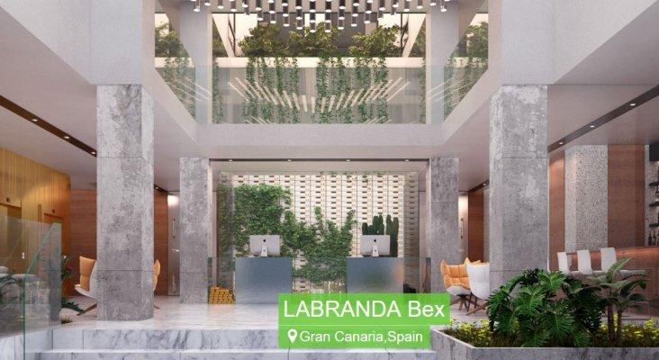 Labranda abrir un nuevo hotel en gran canaria for Banco exterior empleo