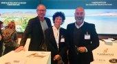 Sr. Markus Kempen (Director de Playitas Resort) , Sra. Nina Nornewall (Directora Comercial Apollo Suecia)