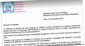 recorte carta de David Lanfranchi
