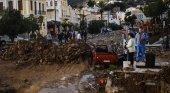 Inundación en Grecia