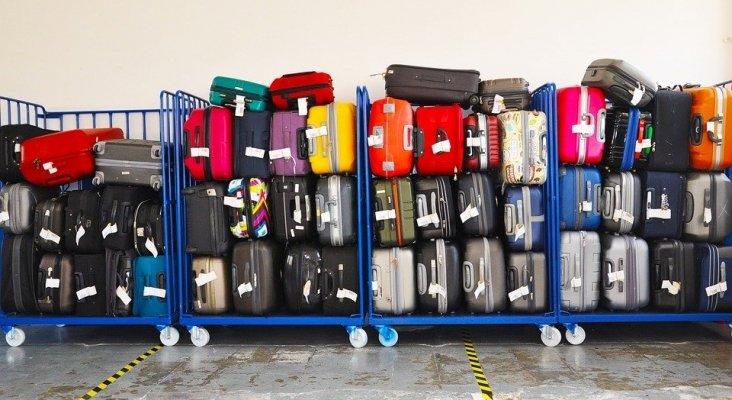 21 millones de maletas perdidas en el último año