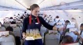 Cata de vinos a bordo del vuelo Madrid-Tenerife