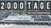 Más retrasos para la apertura del nuevo aeropuerto de Berlín