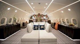 Boeing B-787 Dreamliner VVIP