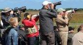 Los 'cazadores de aviones' se dan cita en el aeropuerto de Málaga-Costa del Sol