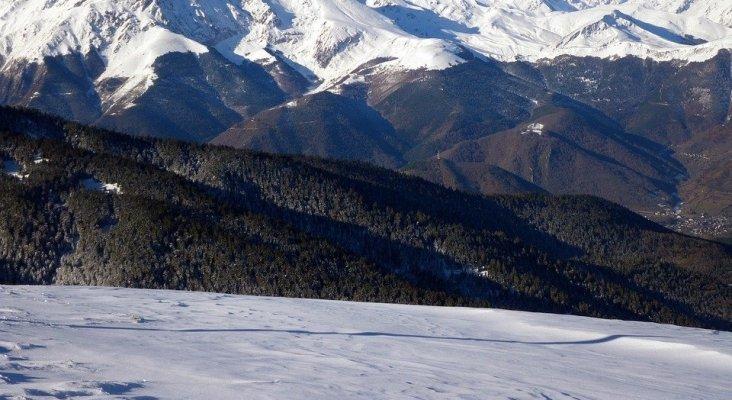 Estación del Pirineo catalán muy visitada por turistas rusos