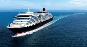 Queen Victoria, un crucero en cifras