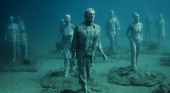 El Museo Atlántico de Lanzarote, entre las mejores atracciones submarinas según Le Monde