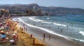 Las Canteras en Gran Canaria