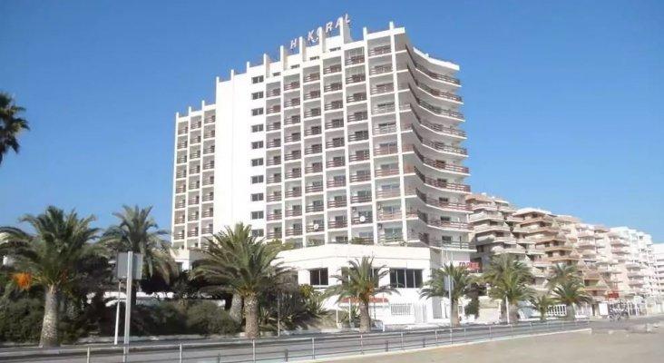 Hotel Koral en Oropesa