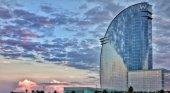 Hotel W en Barcelona