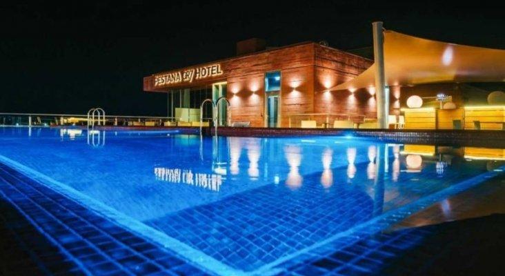 Pestano Cr7 hotel