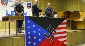 Leith neo Nazis
