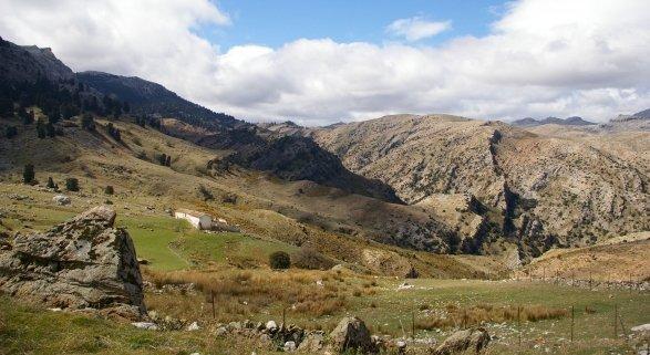 Sierra de las Nieves en Málaga