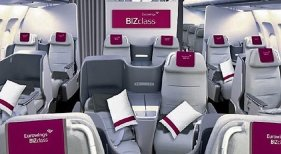 """Eurowings """"BIZClass"""""""