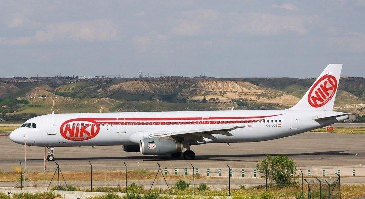 Avión de la flota de NIKI