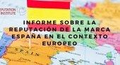 Informe sobre la reputación de la marca España